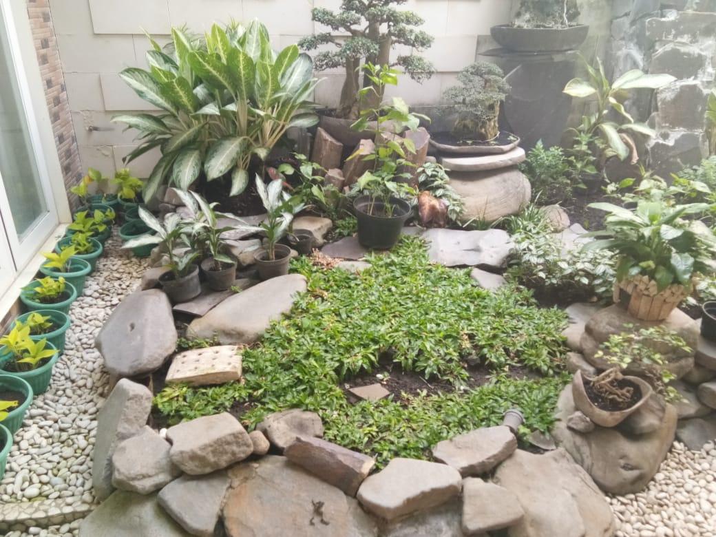 jasa pembuatan taman di solo